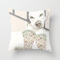 Pipo Throw Pillow