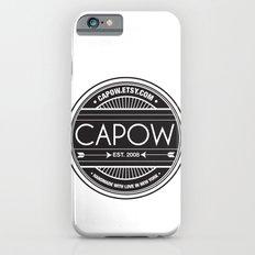 CAPow Art & Design Seal Slim Case iPhone 6s