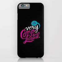 It's Very Complicated iPhone 6 Slim Case