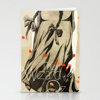 The Wizard Of Oz Stationery Cards