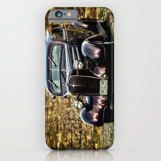 Classic Car iPhone & iPod Case