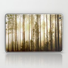 Glowing Forest Laptop & iPad Skin