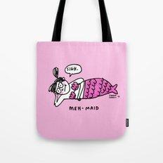 Meh-Maid Tote Bag