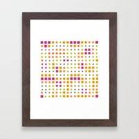 MAWINGU 1 Framed Art Print