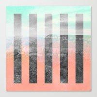 CANYON TRAIL Canvas Print