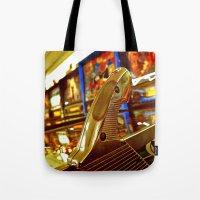 Pinball Details Tote Bag