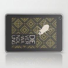 Books Collection: Kafka, The Metamorphosis Laptop & iPad Skin