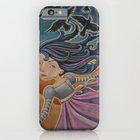 iPhone & iPod Case featuring Flying by Kristin Barr