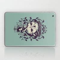 Mrs. Death Laptop & iPad Skin