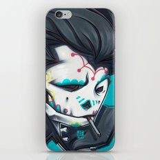 SLICK paint iPhone & iPod Skin