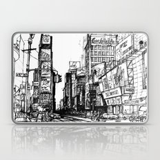 NYC Times Square Laptop & iPad Skin