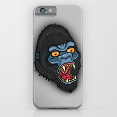 Traditional Angry Gorilla  iPhone 6 Slim Case