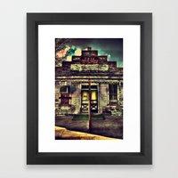 Cele Store 2  Framed Art Print
