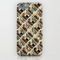 iPhone & iPod Case featuring Cubicles by John W. Tomac