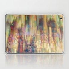Fasten Your Belt / 29-08-16 Laptop & iPad Skin