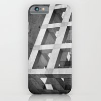 iPhone & iPod Case featuring Downtown by SilverSatellite