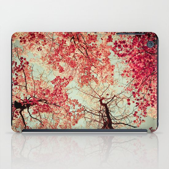 Autumn Inkblot iPad Case