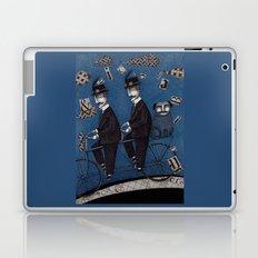 Two Men Travelling Laptop & iPad Skin