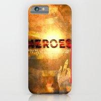 HEROES iPhone 6 Slim Case