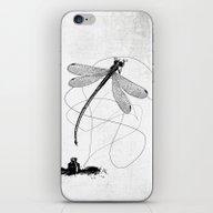 Here, There & Back Again… iPhone & iPod Skin