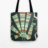 Paradise Dream Bird Tote Bag
