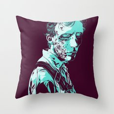 ZMB 03 Throw Pillow