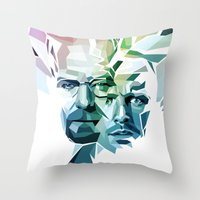 Blue Sky Thinking (Breaking Bad) Throw Pillow