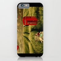 iPhone & iPod Case featuring My baby should call anytime by Mi Nu Ra
