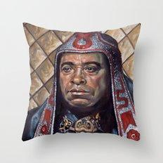 Thulsa Doom Throw Pillow