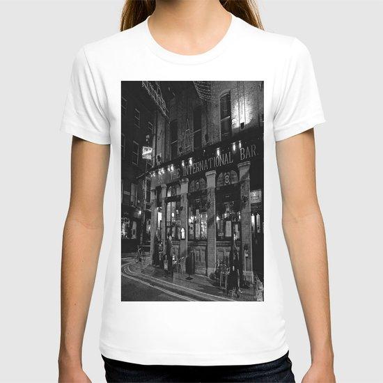 The International Bar, Dublin T-shirt