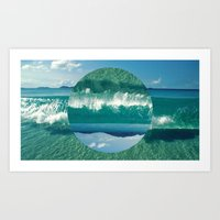 All About Perspective Art Print