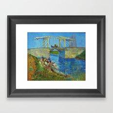 Vincent Van Gogh - Drawb… Framed Art Print