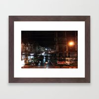 Cables II Framed Art Print