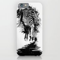 Stripe Charging iPhone 6 Slim Case