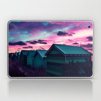 Infrared Sunset Laptop & iPad Skin