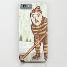 Hockey Yeti iPhone 6 Slim Case