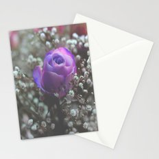 Blue Rose In Love Stationery Cards