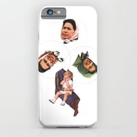 iPhone & iPod Case featuring cry baby by Ruth Hannah