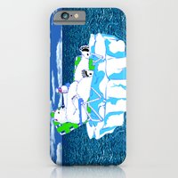 iPhone & iPod Case featuring More Ice Please by Laura Brightwood