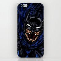 Creature Of The Night iPhone & iPod Skin