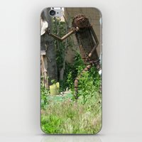 Breaking The Boundaries … iPhone & iPod Skin
