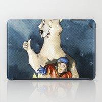 Smile Honey! iPad Case