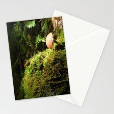 Mushroom chimney Stationery Cards