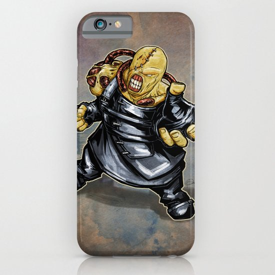 Nemesis: Resident Evil iPhone & iPod Case