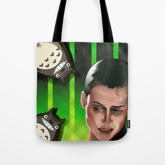 In space no one can hear you scream Tote Bag