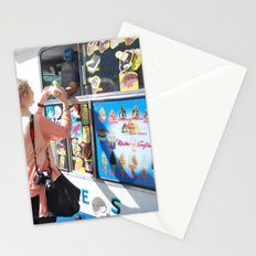 Mr. Softee Stationery Cards