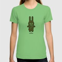 Sr. Trolo / Chewbacca Womens Fitted Tee Grass SMALL