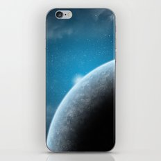 Blue Planet iPhone & iPod Skin