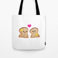 Toasty Love Tote Bag