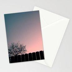 fence Stationery Cards